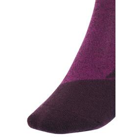 Falke TK2 Wool Trekking Socks Women burgundy